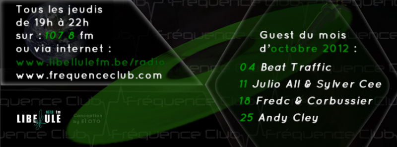 frequence club octobre1